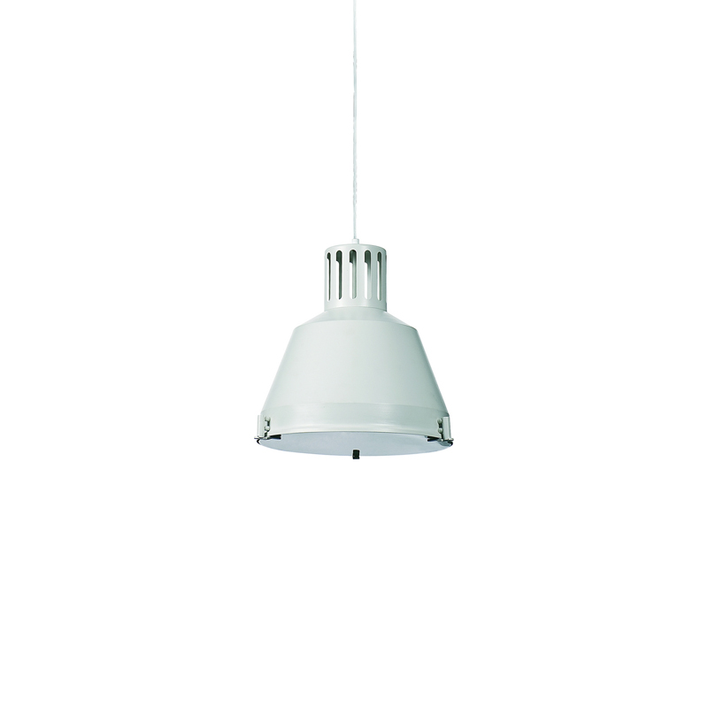 Lampa Industrial White