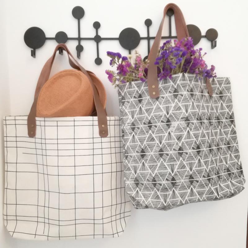 Shopper Bag Geometric