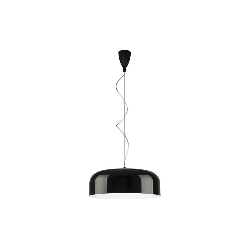 Lampa Bowl Black